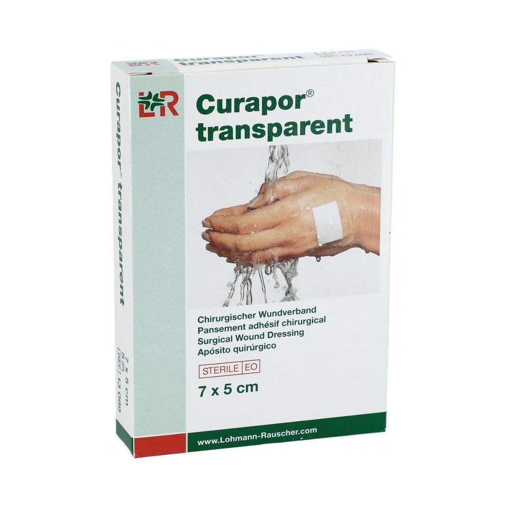 Curapor® transparent