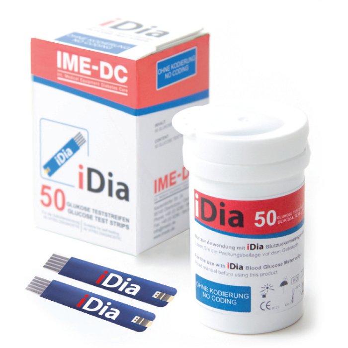 iDia™ test trakice