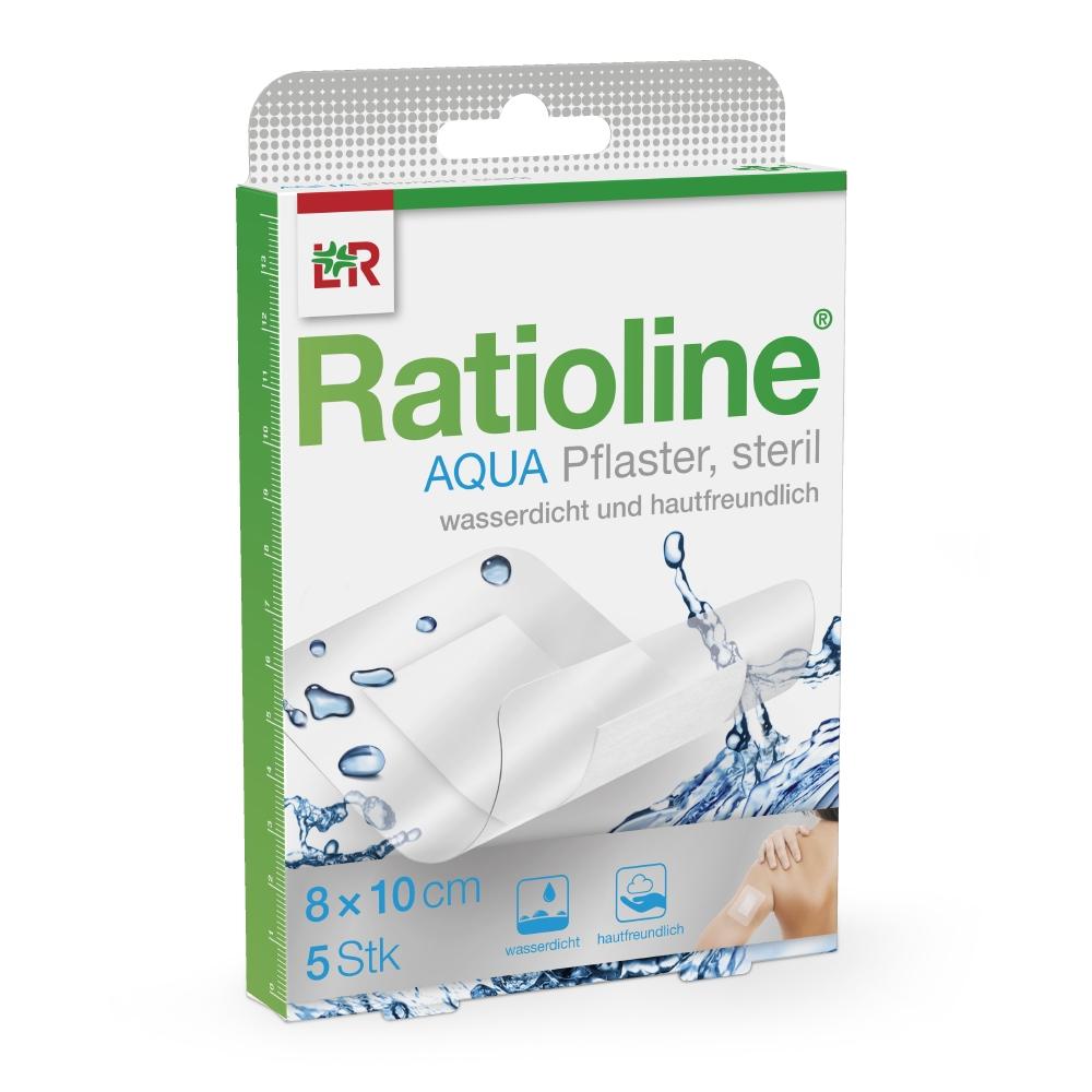 Ratioline® Aqua Pflaster steril