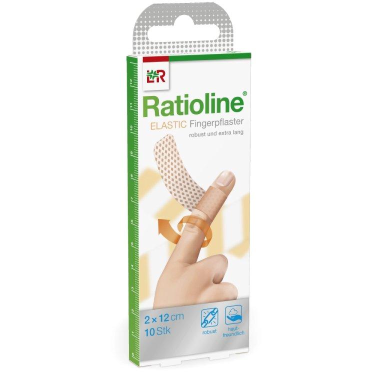 Ratioline® Elastic Fingerpflaster extra lang