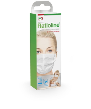 Ratioline® Ratioline® Mund- und Nasenmaske