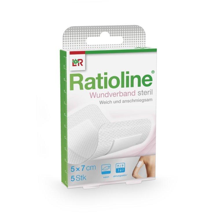 Ratioline® Pflaster steril
