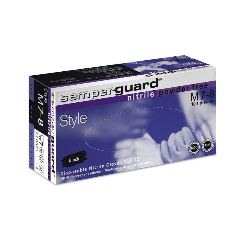 Semperguard® Nitrile Style